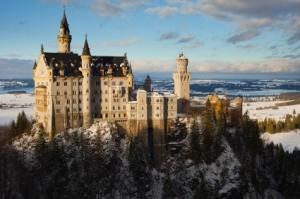 ludwig's fairy tale castle