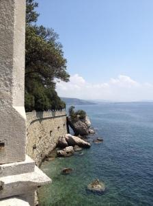 Ah. Trieste!