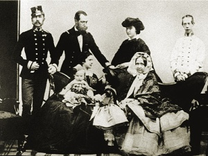 one big happy family 1861