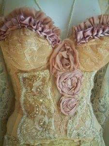 beautiful corset